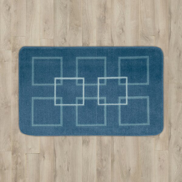 Torresdale Blue Area Rug by Wrought Studio