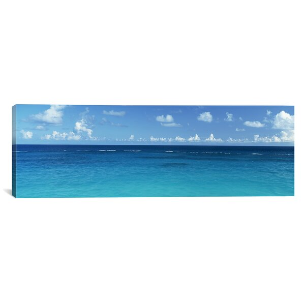 Panoramic View of the Atlantic Ocean, Bermuda Photographic Print on Canvas by iCanvas