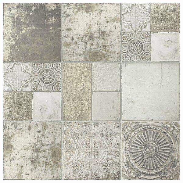Bosra 9.75 x 9.75 Ceramic Field Tile by EliteTile