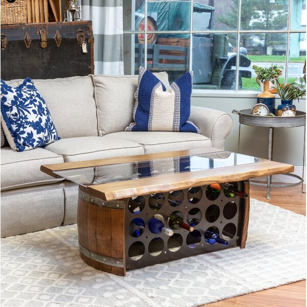 Gregoire Coffee Table By Fleur De Lis Living