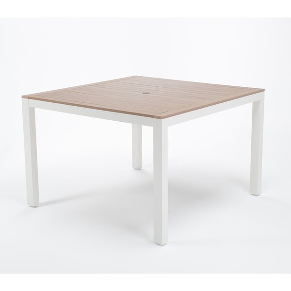 Echo Square Balcony Table by Winston