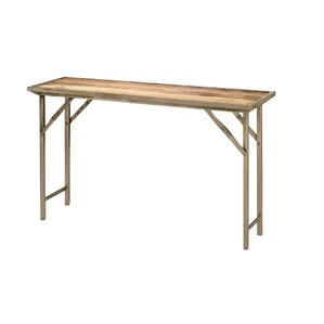 Campaign Console Table by Jamie Young Company