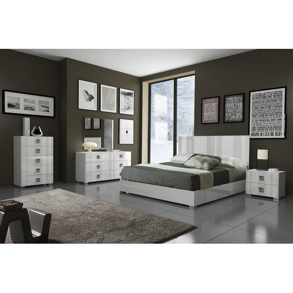 Dorland Platform Configurable Bedroom Set by Orren Ellis