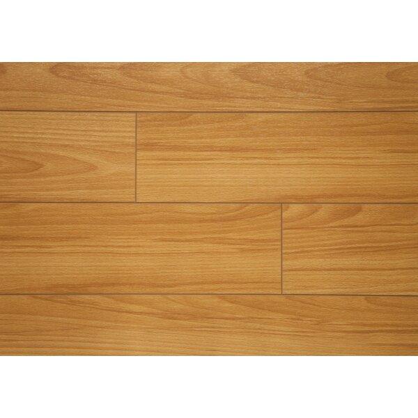 5 x 48 x 12mm Oak Laminate Flooring by Chic Rugz