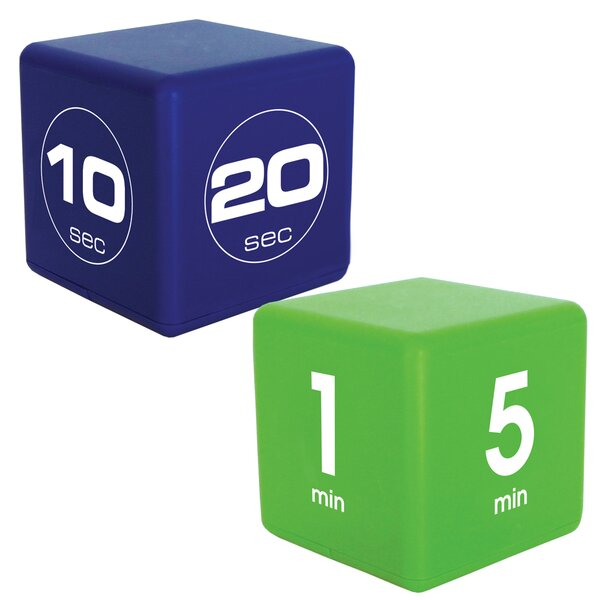 Fitness TimeCube Combo (Set of 2) by Datexx