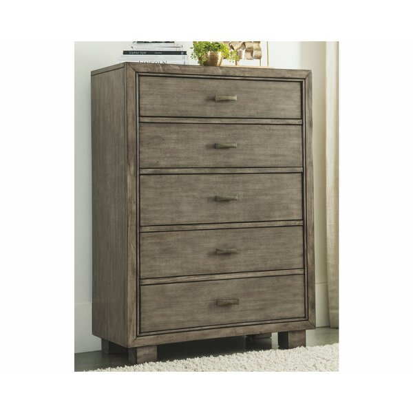 Westwood 5 Drawer Chest by Winston Porter