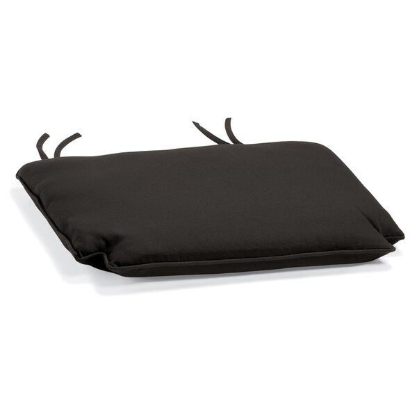Indoor/Outdoor Sunbrella Dining Chair Cushion by Latitude Run