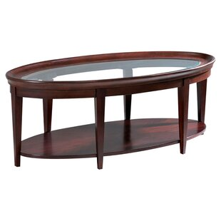Elisabeth Coffee Table with Tray Top by Klaussner Furniture