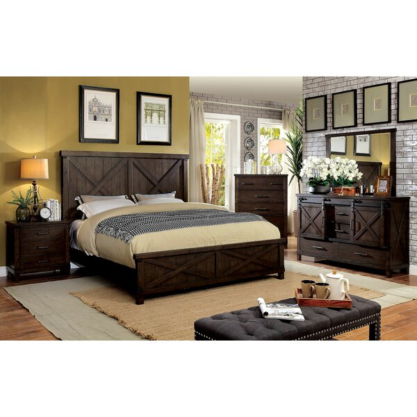 Balsamo Harmon Standard Configurable Bedroom Set by Gracie Oaks