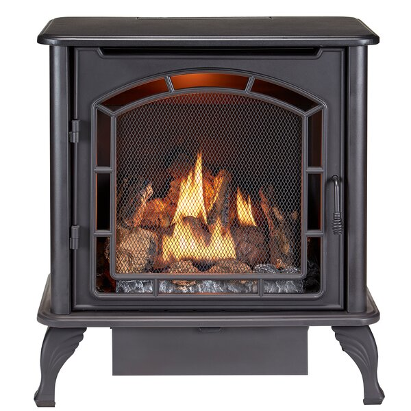 1,100 sq. ft. Vent Free Gas Stove by Duluth Forge