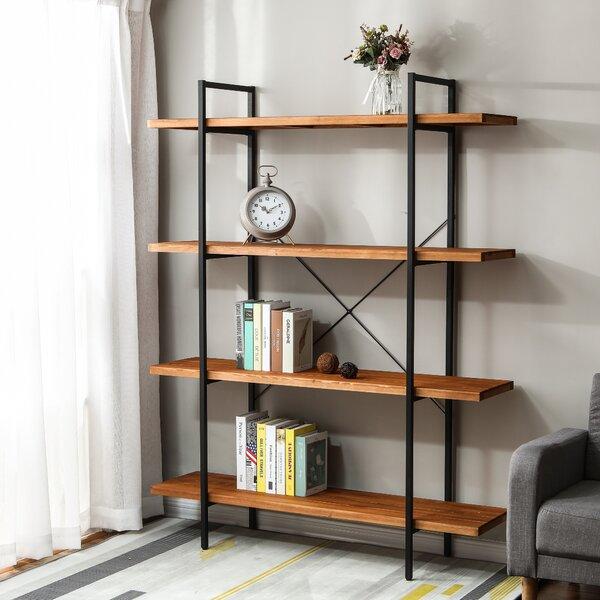 Mignone Tier Etagere Bookcase By Gracie Oaks