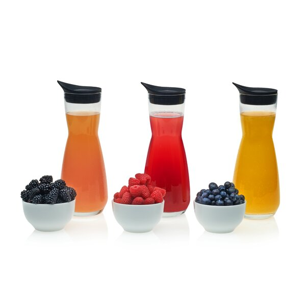 Make Your Own Mimosa Bar 6 Piece Beverage Serving Set by Libbey