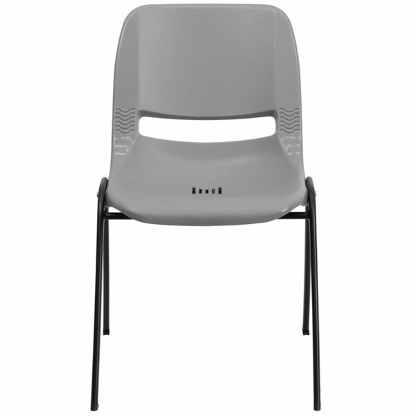 Taylor Armless Stacking Chair by Ebern Designs