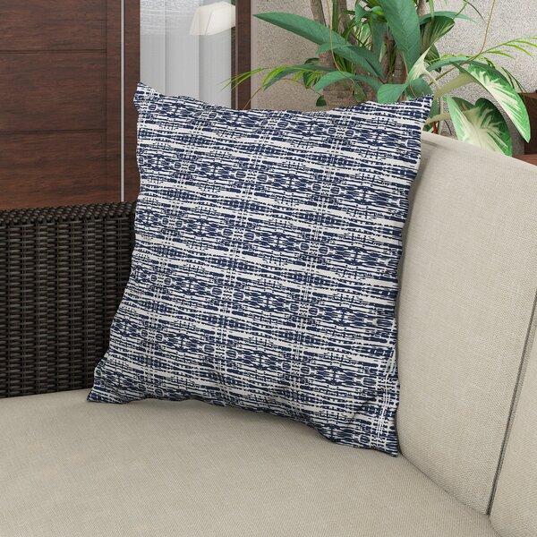 Flemings Woven Outdoor Throw Pillow by Brayden Studio