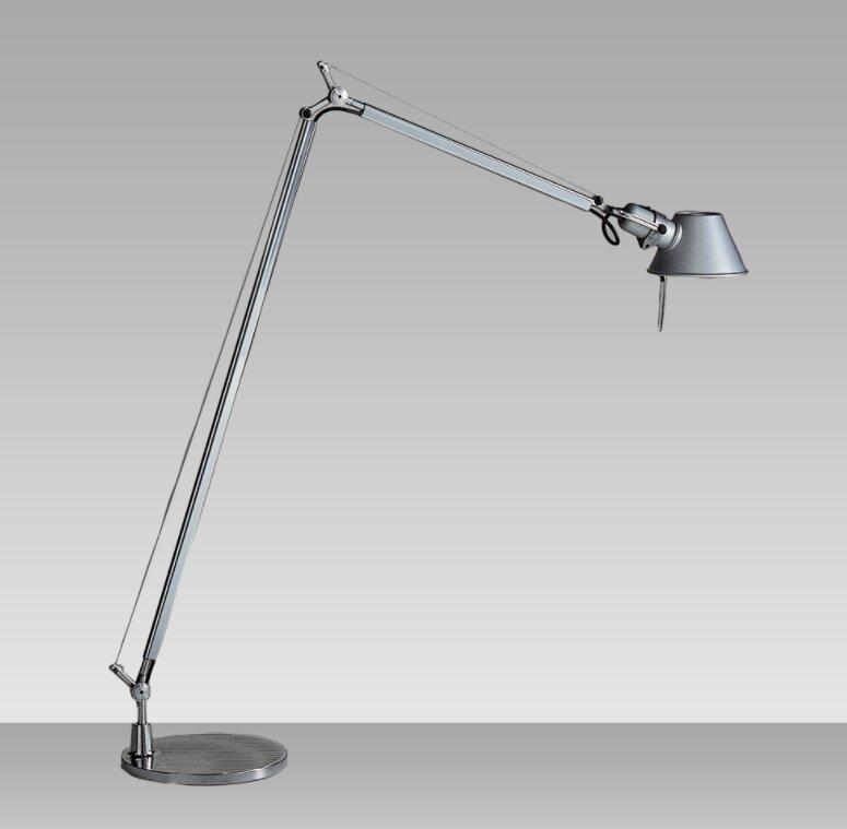 tolomeo led reading floor lamp reviews allmodern. Black Bedroom Furniture Sets. Home Design Ideas