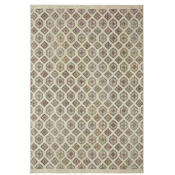Mohawk Studio Majorca Beige/Sea Area Rug by Under the Canopy