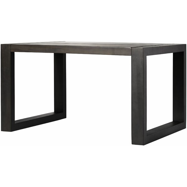 Alexandre Solid Wood Side Table by Corrigan Studio