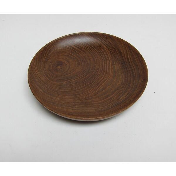 6 Teak Wood Saucer by Bahari