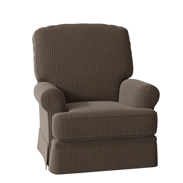 Amoroso Manual Swivel Glider Recliner By Darby Home Co