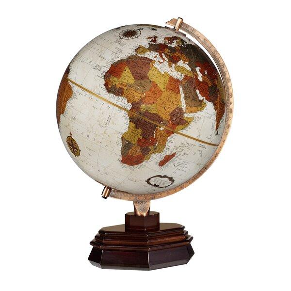 Frank Lloyd Wright Usonian Globe by Replogle Globe