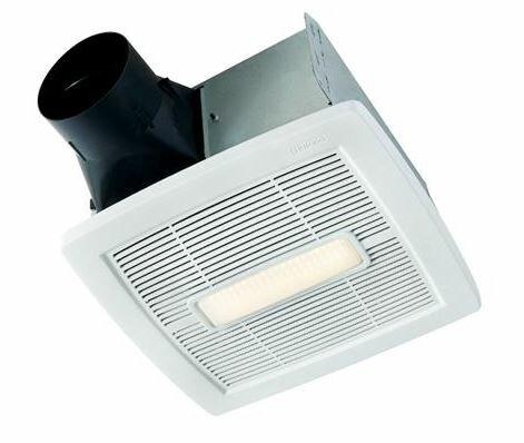 Broan invent single speed 80 cfm energy star bathroom fan with led invent single speed 80 cfm energy star bathroom fan with led light aloadofball Choice Image