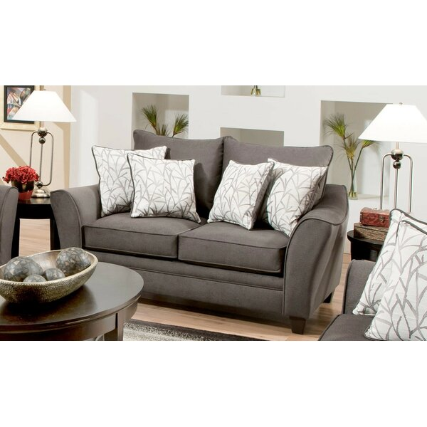 Lupita Loveseat by Darby Home Co