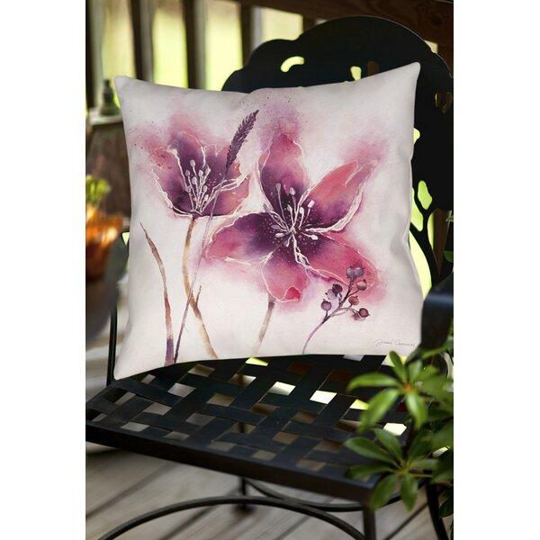 Sandberg Indoor/Outdoor Throw Pillow by Latitude Run