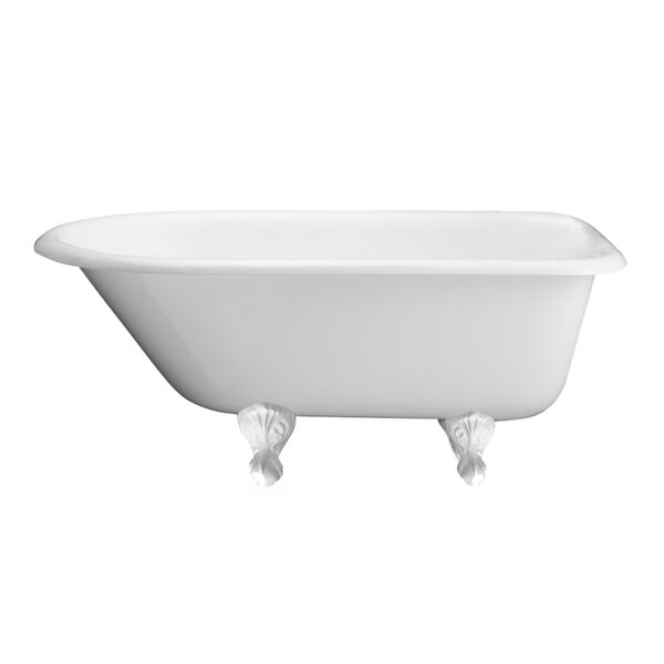 67 x 30 Freestanding Soaking Bathtub by Cahaba Classics