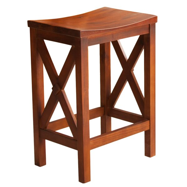Stogner 24 Bar Stool (Set of 2) by Gracie Oaks