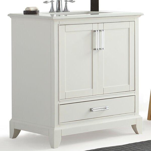 Elise 31 Single Bathroom Vanity Set by Simpli Home