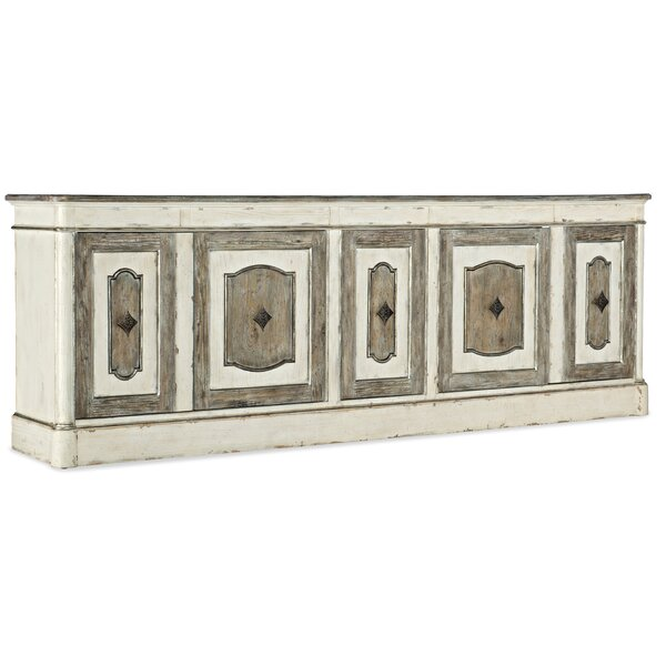 Sanctuary 2 98'' Wide Credenza by Hooker Furniture Hooker Furniture