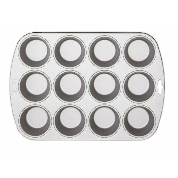 Homebake Non-Stick 12-Cup Cake Muffin Pan by Kaiser Bakeware