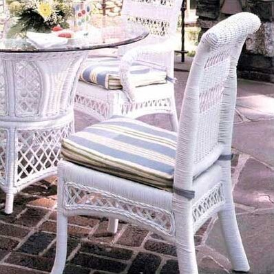 7600 Carlyle Side Chair by South Sea Rattan