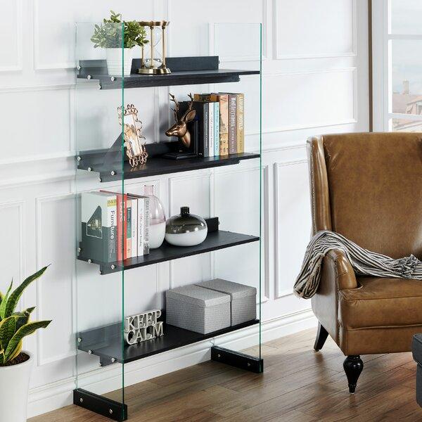 Deals Antonella Standard Bookcase