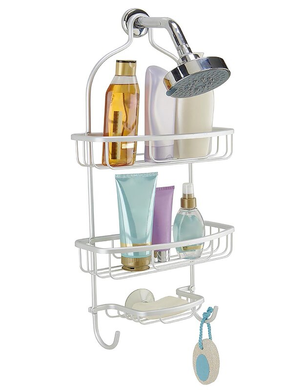 Rebrilliant Flat Wire Shower Caddy & Reviews | Wayfair