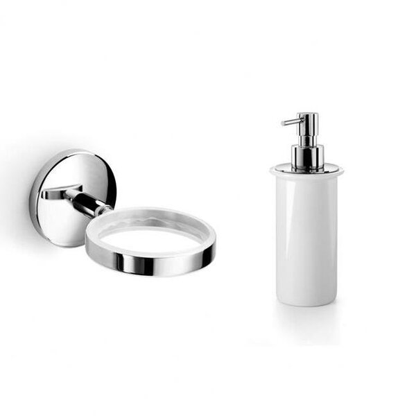 Spritz Soap Dispenser by WS Bath Collections