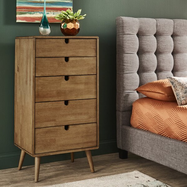 Camryn 5 Drawer Chest by Kingstown Home