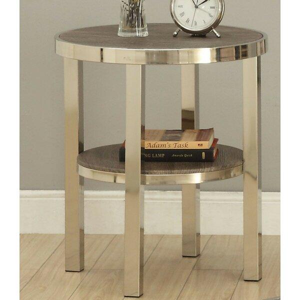Southa End Table by Brayden Studio Brayden Studio