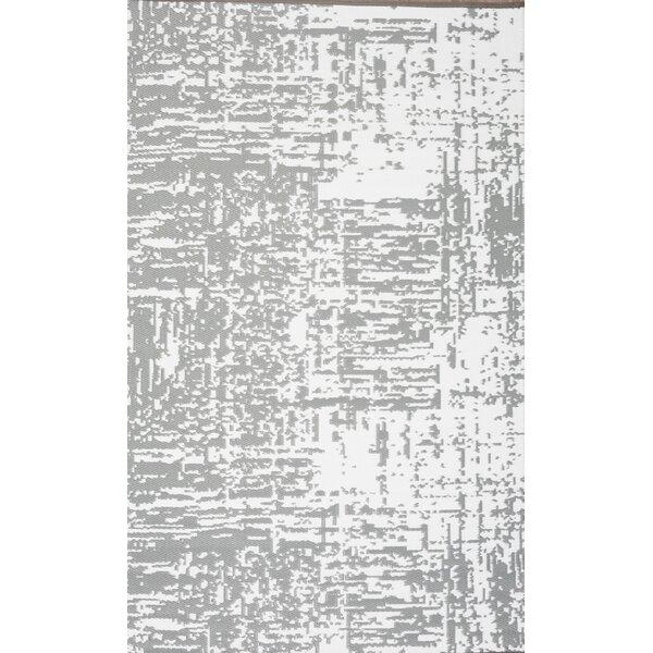 Philo Power Loom Gray Indoor/Outdoor Rug