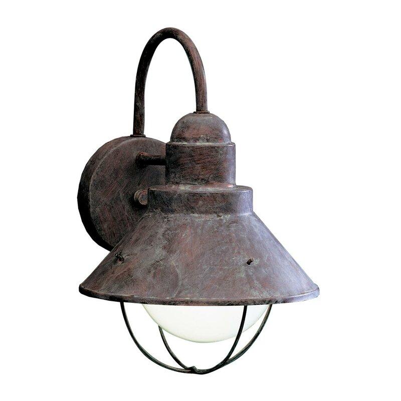 Outdoor Barn Light Longshore tides castro 1 light outdoor barn light reviews wayfair castro 1 light outdoor barn light workwithnaturefo