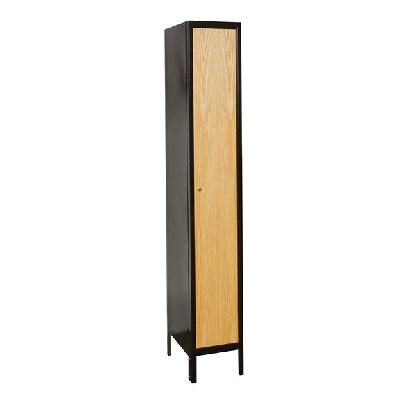 Hybrid 1 Tier 1 Wide School Locker by HallowellHybrid 1 Tier 1 Wide School Locker by Hallowell