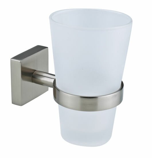 Quaree Tumbler and Tumbler Holder by no drilling required