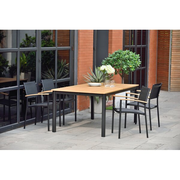 Onamia 5 Piece Dining Set by Wrought Studio