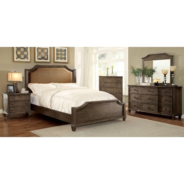 Parley Standard Configurable Bedroom Set by Millwood Pines