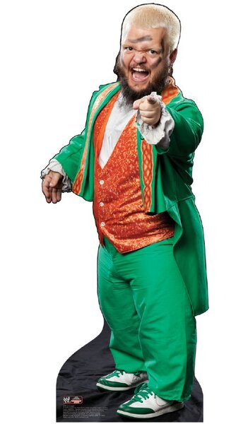 WWE Hornswoggle Cardboard Stand-Up by Advanced Graphics