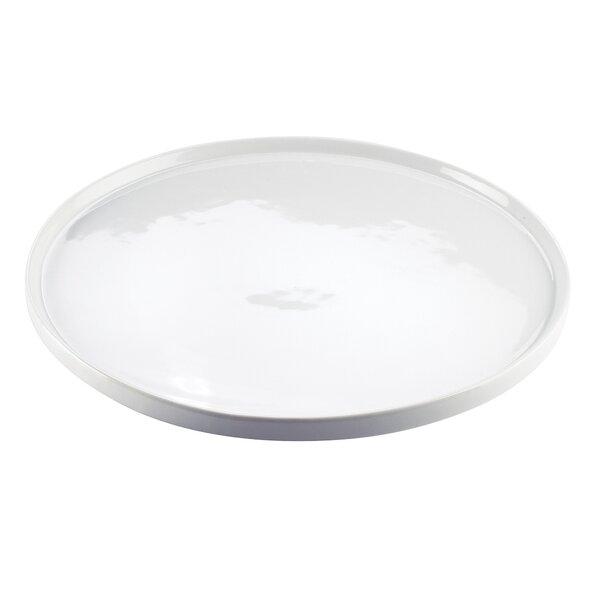 Porcelain Platter by Cal-Mil