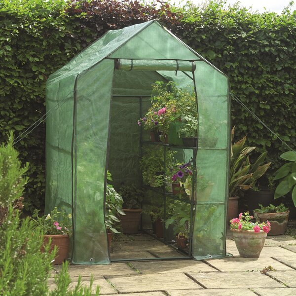 6.5 Ft. W x 4 Ft. D Greenhouse by Gardman