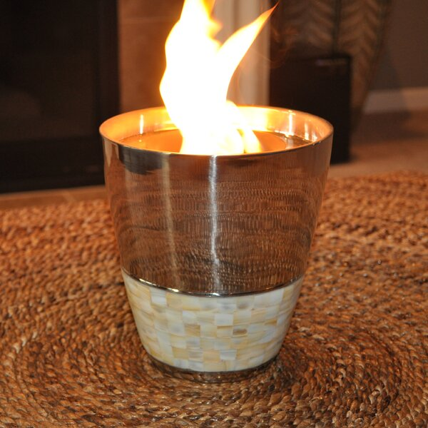 Lahaina Tabletop torch by Starlite Garden and Patio Torche Co.