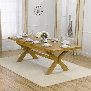 Essgruppe Nina mit ausziehbarem Tisch und 10 St�..