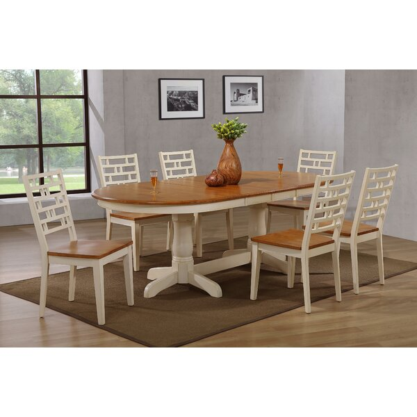 Gratton 7 Piece Dining Set By August Grove